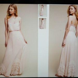 Watters & Watters Dove Dress Ice Pink